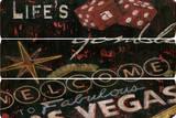 Las Vegas Wood Sign Wood Sign