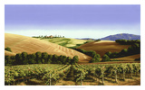Tuscan Sky Giclee Print by Michael Swanson