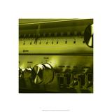 Chroma Stereo VI Giclée-Premiumdruck von Renee Stramel