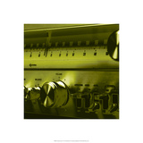 Chroma Stereo VI Premium giclée print van Renee Stramel