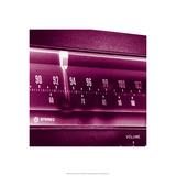 Chroma Stereo III Premium Giclee Print by Renee Stramel