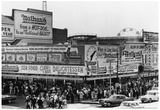 Nathan's Coney Island Archival Photo Poster Posters
