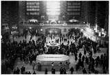 Grand Central Station New York City Archival Photo Poster Posters