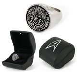 Star Trek - Into The Darkness Starfleet Academy Ring Novelty