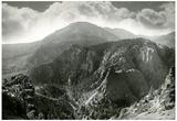 Cheyenne Mountain Colorado Archival Photo Poster Prints