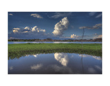 Cloud Patch Giclee Print by Bob Larson