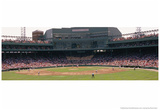 Fenway Park Panoramic Archival Photo Poster Print