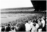 Chicago Cubs Opening Day 1968 Archival Photo Poster Posters