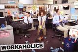 Workaholics - Office TV Poster Plakát