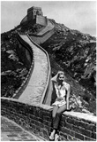 Great Wall of China Archival Photo Poster Foto