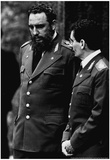 Fidel Castro Archival Photo Poster Posters