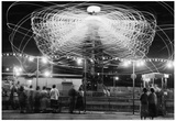 Coney Island Gyroscope Archival Photo Poster Poster