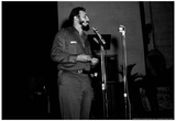 Fidel Castro Archival Photo Poster Poster