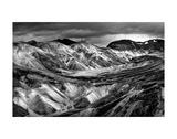 Iceland 103 Giclee Print by Maciej Duczynski