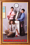 Workaholics - Portrait TV Poster Prints
