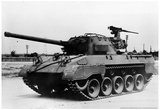 Hellcat Tank Archival Photo Poster Photo