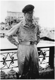 General Douglas MacArthur Archival Photo Poster Poster