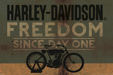 Harley Davidson - Freedom Poster Photo