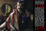 Gangs of New York - Bill the Butcher Fear Movie Poster Print
