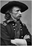 George Armstrong Custer Archival Photo Poster Posters