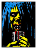Zombie Prints by Mike Martin