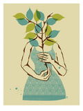 Methane Studios - Emily - Art Print