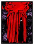 Hell Gates Plakater af Mike Martin