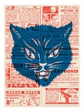 Hell Cat Posters by  Methane Studios
