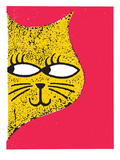 Print Mafia - Sparkle Cat Reprodukce