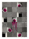 Optical Eyeballs Poster autor Methane Studios