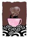 Teacup Whale Kunstdrucke von  strawberryluna