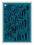 Tenements Giclee Print by Todd Slater