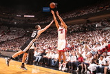 Miami, FL - JUNE 6 Shane Battier Photographic Print