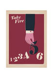 Take Five Prints by Anthony Peters