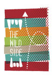 The Wild Side Affiche par Anthony Peters