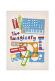 The Imaginary Band Prints by Anthony Peters