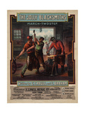 The Jolly Blacksmiths March- Twostep, Sam DeVincent Collection, National Museum of American History Giclee Print