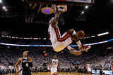 Miami, FL - JUNE 9  LeBron James Photographic Print