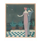Georges Lepape Illustration Giclee Print