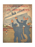 Air and Space: Les Aéroplanes, issue No. 398 Photographic Print