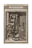 Smithsonian Libraries: Figure CLXXXVIII. Le diverse et artificiose machine by Agostino Ramelli Giclee Print