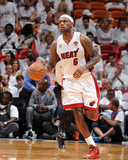 Miami, FL - JUNE 6 LeBron James Photographic Print