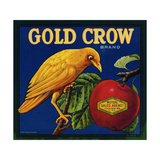 Warshaw Collection of Business Americana Food; Fruit Crate Labels, Mutual Sales Agency Giclee Print