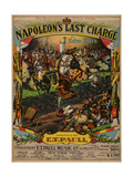 Napoleon's Last Charge, Sam DeVincent Collection, National Museum of American History Giclee Print
