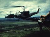 Air and Space: U.S. Army Bell UH-1 Iroquois - Fotografik Baskı
