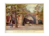 Smithsonian Libraries: Der neue Bärenzwinger, erbaut von Ende and Böckmann Giclee Print