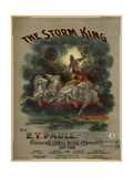 The Storm King March-Gallop, Sam DeVincent Collection, National Museum of American History Giclee Print