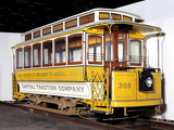 Electric Street Car from the Trains Collection at the National Museum of American History Photographic Print
