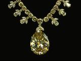 Victoria Transvaal Diamond Necklace Photographic Print