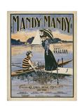 Mandy, Mandy Giclee Print